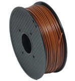 Filament multi d'imprimante de la couleur 1.75mm 3.0mm PP/PLA/ABS 3D d'OEM