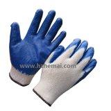 De gebreide Goedkope Latex Met een laag bedekte Handschoen China van het Werk van Handschoenen