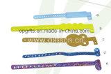Abitudine un braccialetto del PVC di uso di volta (SG-001)