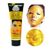 O anti enrugamento que Whitening o colagénio dourado do ouro da máscara 24k descasca fora a máscara facial