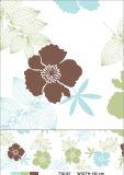 Tablecloth impresso PVC não tecido barato por atacado do revestimento protetor para o casamento/partido/o Home