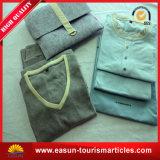 Coton promotionnel/chemises de nuit/pyjamas d'hôtel/à la maison