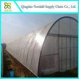 Anti estufa galvanizada agricultural forte do frame de aço de raia ultravioleta