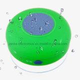 Haut-parleur sans fil imperméable à l'eau de Bluetooth de cadeau de promotion avec le logo estampé (407)