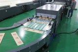 Chaîne de production automatique de machine de cahier enregistrée sur bande par colle froide
