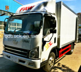 Isuzuの技術Dongfeng/DFAC/Dfm 4X2 102HP 3トンの小型貨物貨物自動車の軽トラック