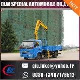 De hydraulische Mobiele Kraan van de Vrachtwagen van de Bestelwagen van de Kraan van de Vrachtwagen Chinese Gebruikte Kleine Mini met Prijs, de MiniVrachtwagen Opgezette Kraan van de Vrachtwagen voor Verkoop