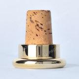 Capsula personalizzata del metallo dell'oro per vino pesante (HJ-MCJM05)