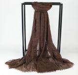 Verschiedener reiner Viskose Bestsell Schal der Farben-100% mit preiswertem Preis