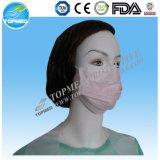 使い捨て可能なNonwoven韓国毎日の使用のための3つの層マスク