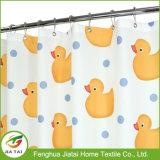 Tende di acquazzone dell'anatra della novità della tenda di acquazzone della stanza da bagno del poliestere