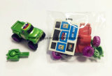 いろいろ混合されたDIYによってアセンブルされるオフロード手段のおもちゃ