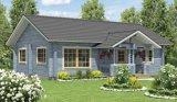 수영풀 Prefabricated 초막을%s 가진 단단한 단 하나 층 집
