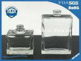 frasco de vidro do perfume 55ml com tampão
