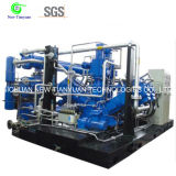 Wはさまざまな使用のためのCNGによって圧縮される天燃ガスの圧縮機をタイプする