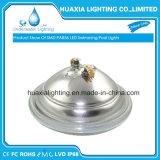 Luz subacuática de la piscina de la CA 12V IP68 PAR56 LED (SMD3014)