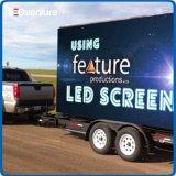 Gigante a todo color al aire libre LED que hace publicidad de la pared