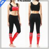Pantaloni caldi di usura di ginnastica di forma fisica delle donne di vendita