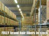 Marque de distributeur micro de prolonge de cheveu de fibre de rétablissement neuf