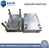 Molde de injeção medicinal para fórceps de plástico cirúrgico para uso individual