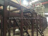 Extruder durchgebrannte Herstellung-Maschine des Film-3sj-55 drei