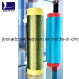 Filato 120d/48f DTY del filamento del poliestere tinto stimolante