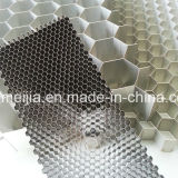 Núcleos de nido de abeja de aluminio ligero a prueba de fuego para paneles compuestos