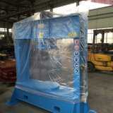 China High Performance Forklift Solid Tire Press Machine 80ton