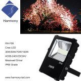 Openlucht Waterdichte IP65 100W LEIDENE RGB Villa's die Licht passen