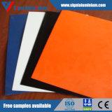 Feuille en aluminium colorée par PE/PVDF pour le plafond