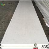 El panel de emparedado de la PU para los edificios del almacén/del taller de la estructura de acero