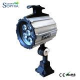 luz del trabajo de la máquina de 24V 120V LED/lámpara corta del brazo para el CNC