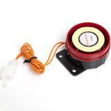 Rf-V12+ GPS GSM GPRS Sos van het Alarm van het Voertuig van de Drijver het Alarm die van de Sensor van de Stem van het Alarm van de Sensor van de Trilling Gevolgd Apparaat volgen
