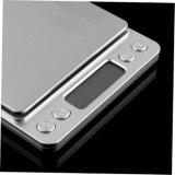 500g x 0.01g小型デジタルの宝石類のバランスのポケットスケール