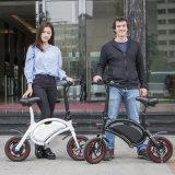 Vélo électrique pliable de Smartek avec la batterie coréenne 013-1