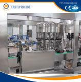 Автоматическая машина завалки стеклянных бутылок 3in1