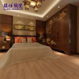 Chambre à coucher en bois de salle de séjour de plancher de tuiles de céramique de Foshan Juimsi
