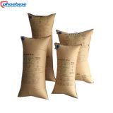 Reciclado marrón hinchables Bolsas de papel Kraft para la Protección