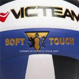 Tamaño 5 4 Venta directa de la fábrica Voleibol suave de la PU