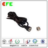 Электронный мужчина и женские магнитные кабельные соединители