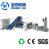 PP PE PLA 필름 플라스틱 재생 기계 및 광석 세공자
