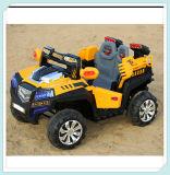 2 coches grandes del jeep de los asientos con 2.4G teledirigido