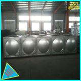 Réservoir d'eau d'acier inoxydable et conteneur de réservoir