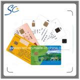 풀 컬러 인쇄를 가진 IC 카드를 접촉하십시오
