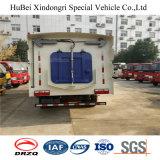 caminhão Euro4 da lavagem da vassoura de estrada de 7cbm Dongfeng Nissan