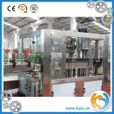 Máquina de engarrafamento Carbonated automática da bebida