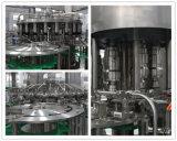 آليّة زجاجة غسل يملأ غطّى آلة