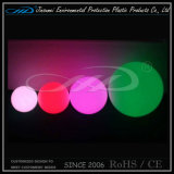 Impermeabilizar la bola iluminada del LED para el partido de piscina