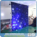 Luz LED e cortina estrela RGB Light