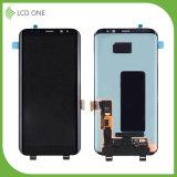 12-Month Qualitätsgarantie LCD-Bildschirm für Digital- wandlernote Samsung-S8 /LCD